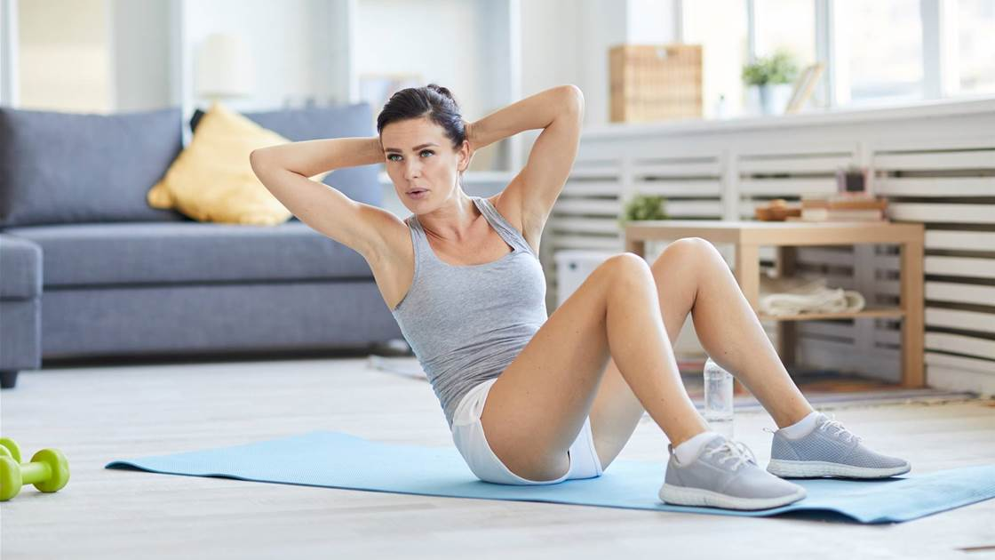 10 Best Ab Workouts You Can Do At Home for a Strong Core