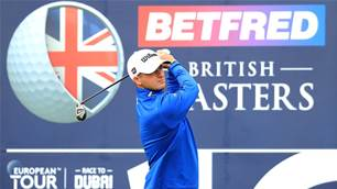 Law leads British Masters on Tour's return