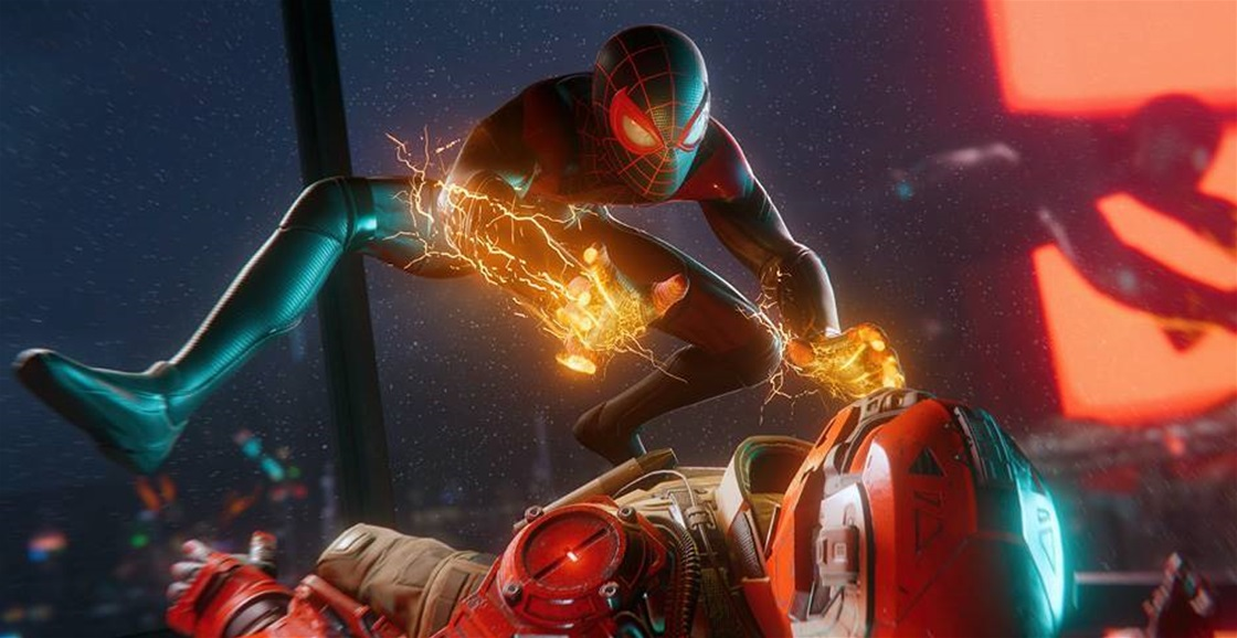 Playing Now: Marvel's Spider-Man: Miles Morales