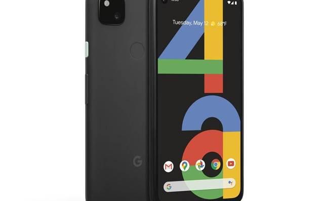 Google unveils first 5G phones