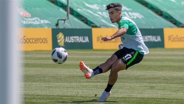 Socceroo Arzani joins FC Utrecht on loan