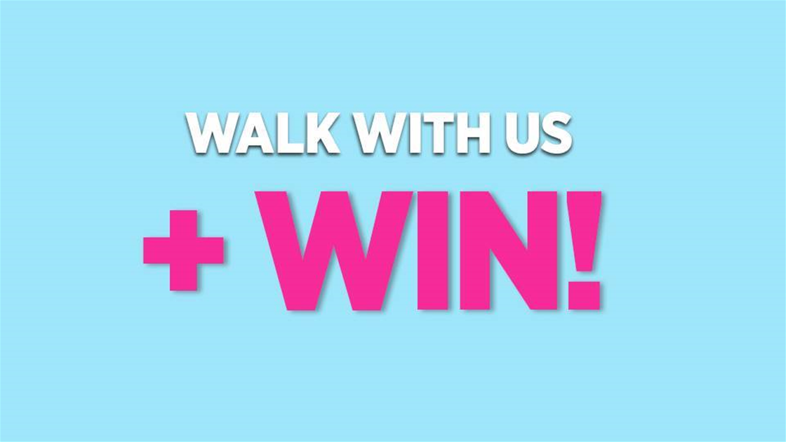 Join the Prevention Virtual walk and WIN!
