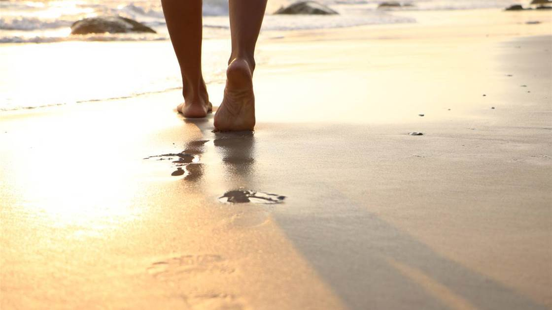 Walking as a Mindful Activity