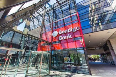 Bendigo Bank website, online banking go down