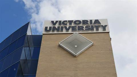 Victoria University rolls out all-flash storage array