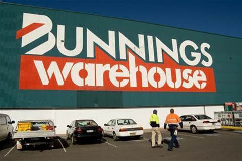 Bunnings goes 'fully online', launches store wayfinding app