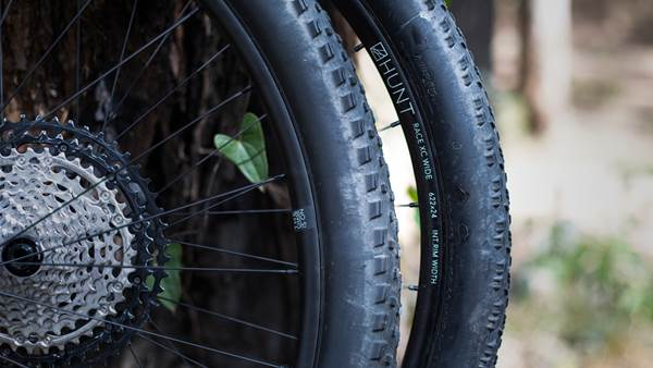 TESTED: Hunt Bike Wheels Race XC Wide MTB Wheels