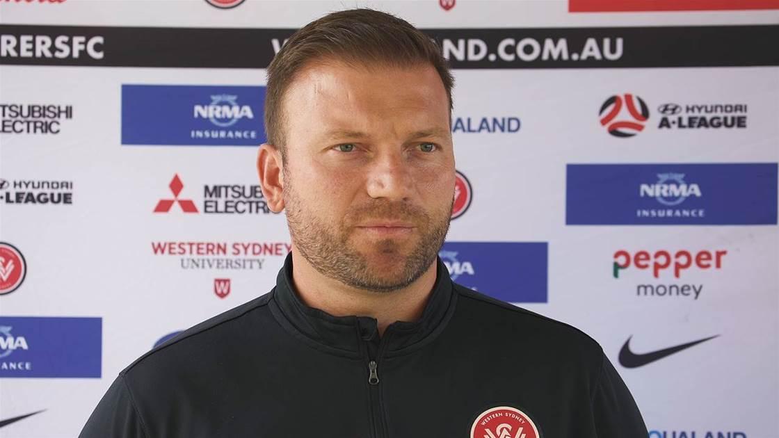 Triumphant Wanderers academy coach heads overseas