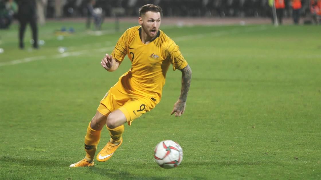 Socceroo signs new SPL deal