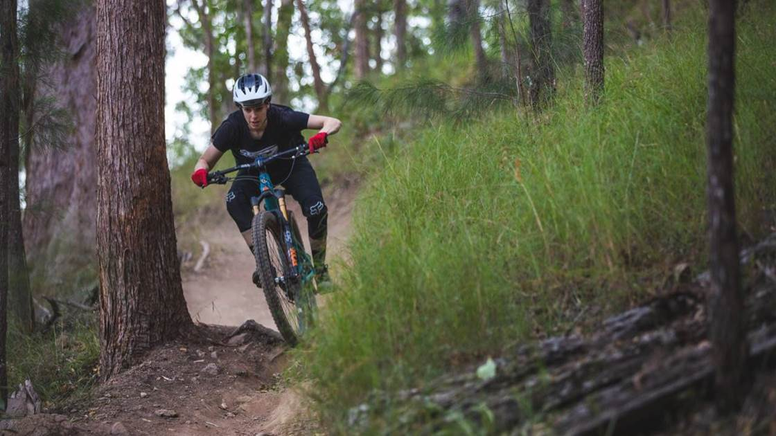 Trails in our own backyard: Gap Creek