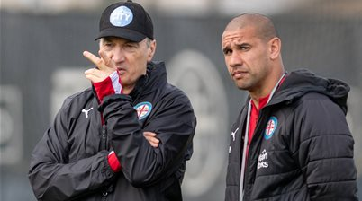 Official: Mombaerts exits Melbourne City
