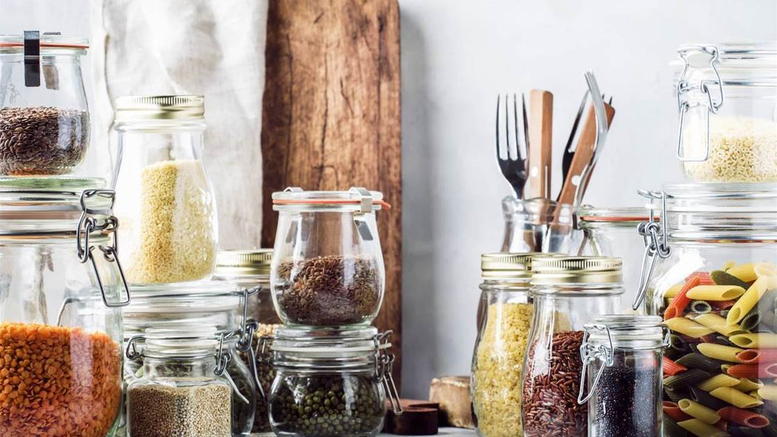 Your Guide To Setting Up a Healthy Kitchen