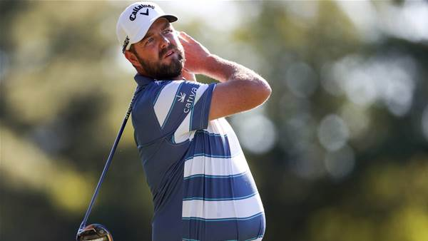 Struggling Leishman ready for US Open test