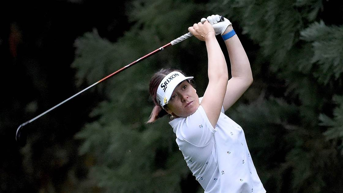 LPGA: Green leads in her title defence