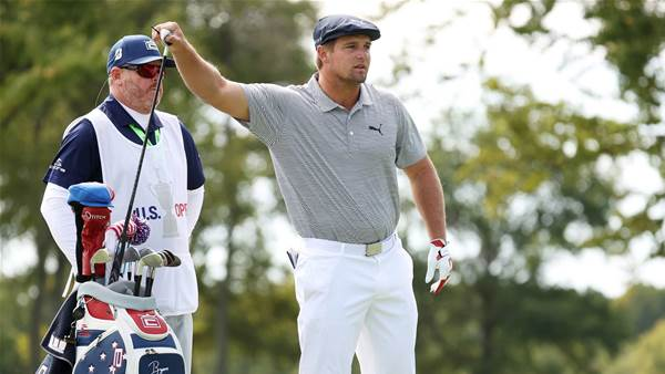 Winner's Bag: Bryson DeChambeau – US Open