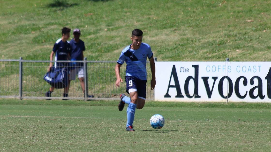 Sydney teen to join top Portuguese outfit