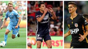 Official: Three A-League stars leave Perth Glory