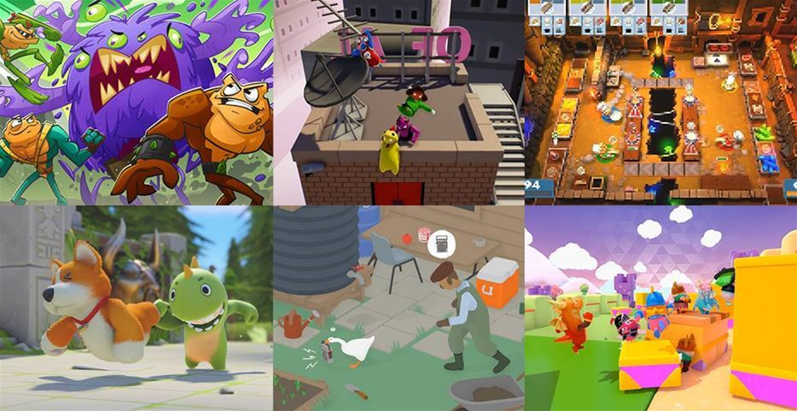 6 Chaotic Games You Have To Try