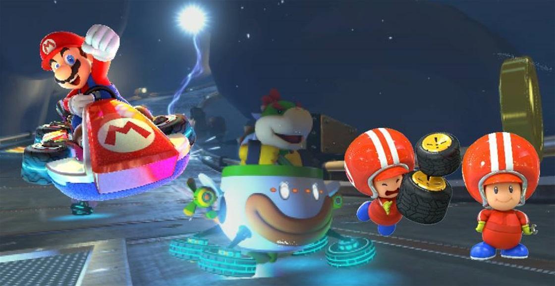 4 Mario Kart 8 Deluxe Cheats