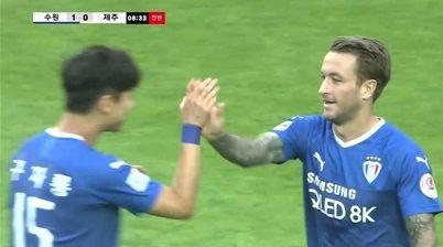 Socceroo Taggart scores incredible hat-trick in relegation battle
