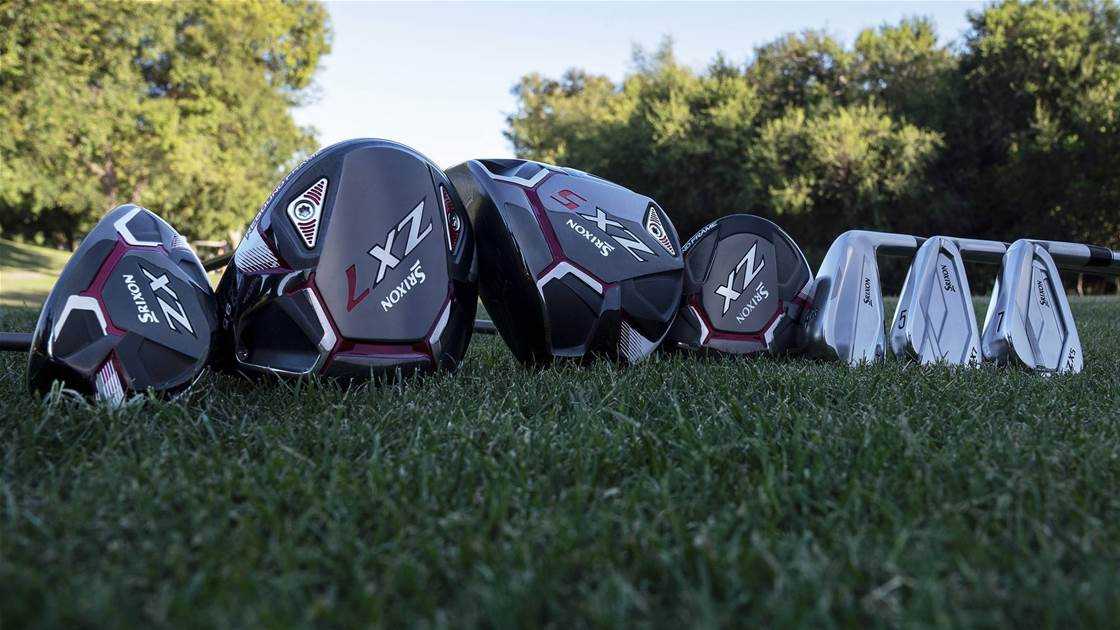 New Gear: Srixon ZX range