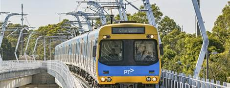 Victoria trials real-time occupancy data on public transport