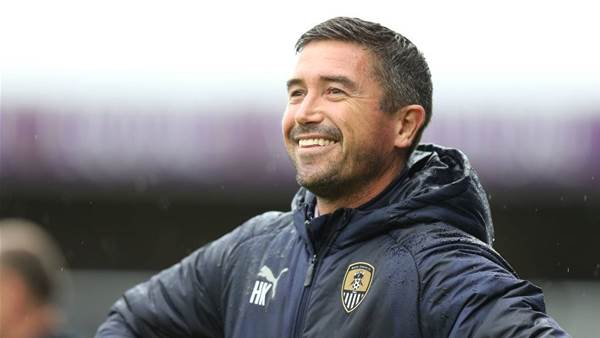 'Hopeful' Kewell finally gets first league win at Oldham