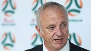 Socceroos coach Arnold could quit for K-League role