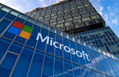 Microsoft Australia's revenue jumps by $1.2 billion