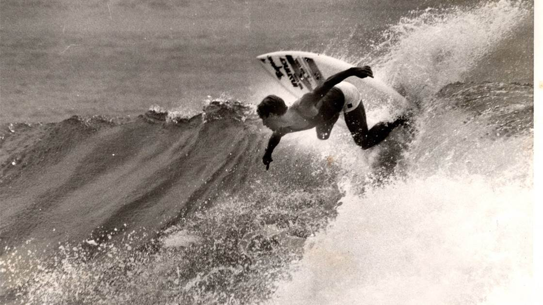 BOARDS THAT WON TITLES: Tom Carroll on Byrne and Rusty
