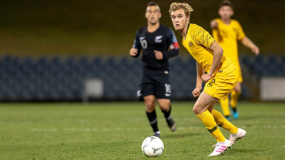 Trio recalled to Olyroos squad for games