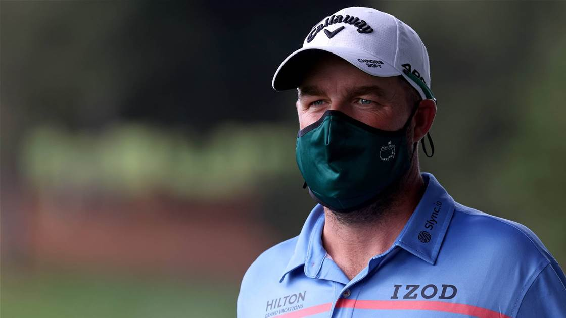 Fan-free Masters a challenge for Leishman