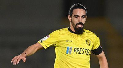 Midfielder off the mark with EFL Trophy strike