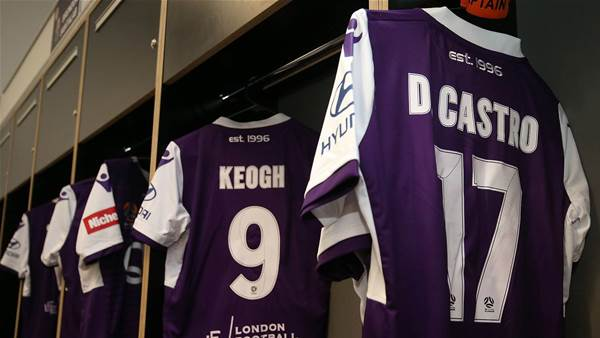 Castro in, Keogh out for Glory's ACL games
