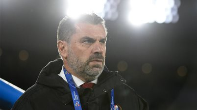 Postecoglou downcast after third loss in a row