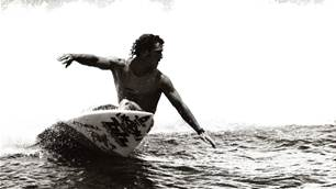 Boards That Won Titles:1989 - Martin Potter and Glen Minami conquer with Blue Hawaii.