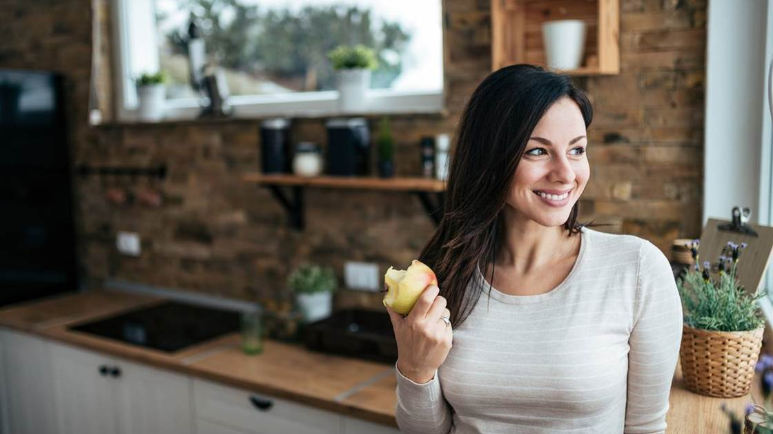 How To Ditch Diets & Find Your Happy Weight