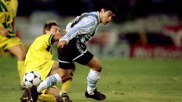 'I really had no chance' - Maradona toyed with me: Socceroos great