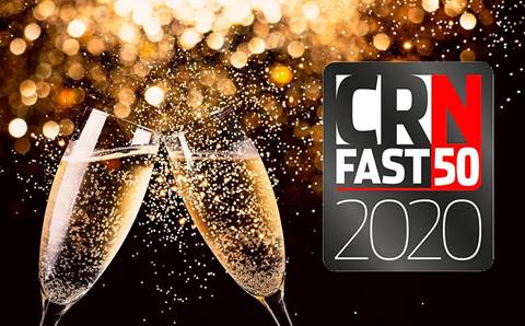 The CRN Fast50 2020 revealed!