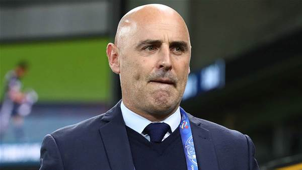 Two wins from 14 matches - Muscat sacked as coach by Belgian club