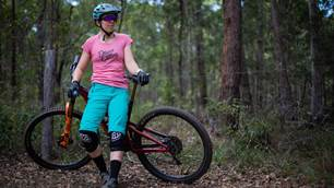 TESTED: DHaRCO women's trail gear