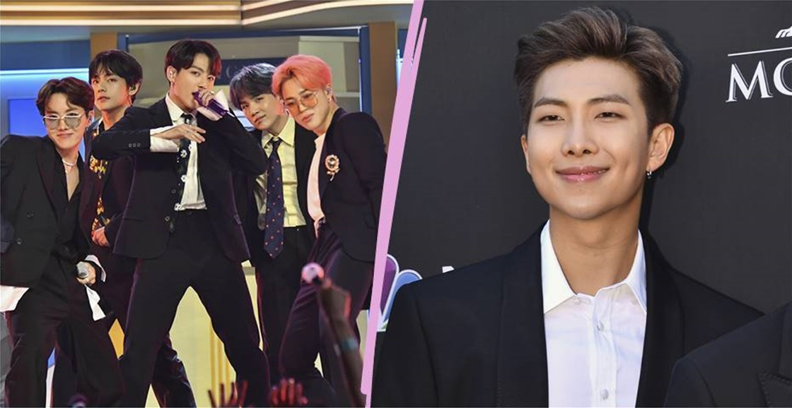 BOYS WITH LUV - TG talks to RM of BTS