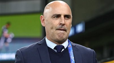 'He's a good coach. Everyone knows that...' - Muscat had no luck in Belgium: Sainsbury