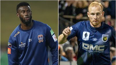 Wanderers pounce to sign Gordon and Ibini