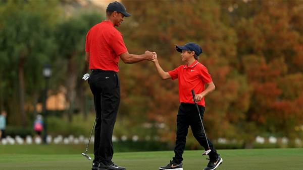 Memories to last as Team Woods share 7th