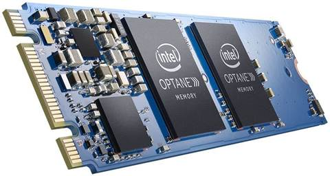 Intel makes case for Optane's future as NAND biz splits off