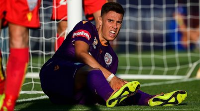 'We still want to be careful...' - Glory play it cautious with Ikonomidis