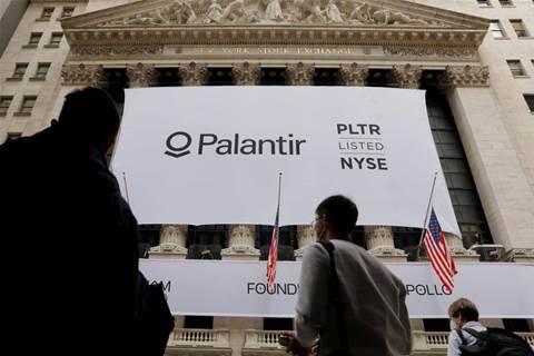 Palantir signals slower annual revenue growth