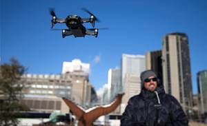 Chinese drone maker DJI hit by US tensions, staff defections