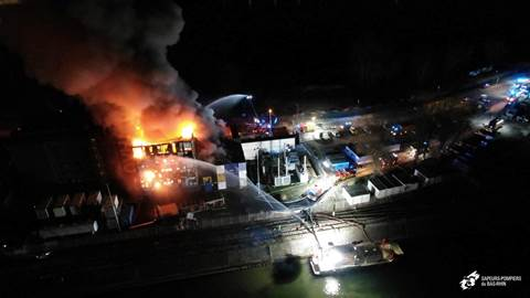 Millions of websites offline after OVHcloud data centre fire in France